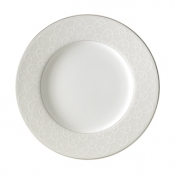 Ballet Icing Pearl Accent Salad Plate - 9""