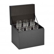 Waterford Lismore Double Old Fashion - Boxed Set of 6