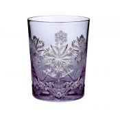 Waterford Snowflake Wishes Serenity Prestige Edition Lavender Double Old Fashion