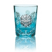 Waterford Snowflake Wishes Happiness Prestige Edition DOF - Aqua