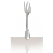 Christofle Cluny Silverplate Salad Fork