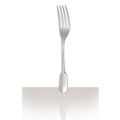 Christofle Cluny Silverplate Fish Fork