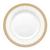Lismore Lace Gold Bread & Butter Plate*