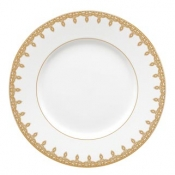 Lismore Lace Gold Accent Plate