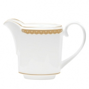Lismore Lace Gold Creamer