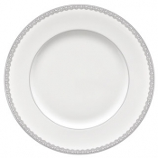 Lismore Lace Platinum Dinner Plate*