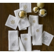 Cocktail Napkin / 6 X 6 - Set of 4