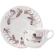 Sologne Jumbo Cup & Saucer