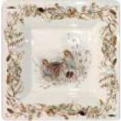 Sologne Large Square Candy Tray