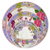 Millefleurs 5 Piece Placesetting