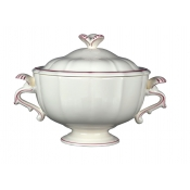 Filet Rose Soup Tureen