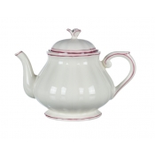 Filet Rose Teapot