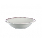 Filet Rose Cereal Bowl