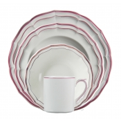 Filet Rose 4 Pc. Setting