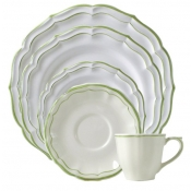 Filets Vert 5 Piece Placesetting