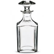 Baccarat Harcourt 1841 Square Whiskey Decanter