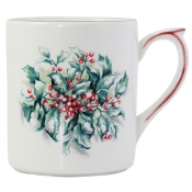 Filets Noel Mug Holly - Large / 14 oz