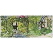 Paris Giverny Oblong Serving Tray
