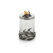 Olive Branch Canisters - Medium