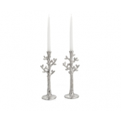 Tree Of Life Candleholders  - Pair