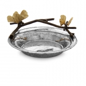 Michael Aram Butterfly Ginkgo Wine coaster