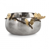 Michael Aram Butterfly Ginkgo Serve Bowl