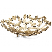 Michael Aram Butterfly Gingko Centerpiece Bowl
