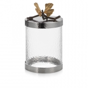 Michael Aram Butterfly Ginkgo Kitchen Canister - Small