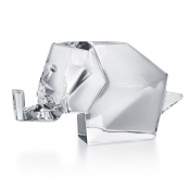Baccarat Crystal Origami Elephant