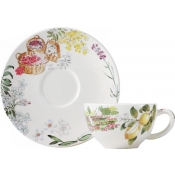 Provence Tea Cups & Saucer - Boxed Set 2