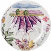 Provence Bottle Coasters - Set 2