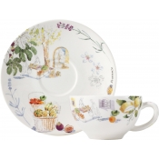 Provence Breakfast Saucer
