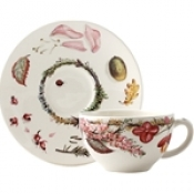 Bouquet Set 2 / Tea Cup & Saucer