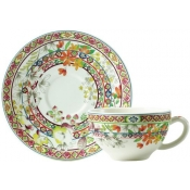 Bagatelle Breakfast Cups & Saucers / Set 2
