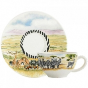 Safari Teacup & Saucer