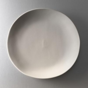Barre - Alabaster Dinner Plate