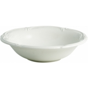 Rocaille White Cereal Bowl