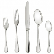 Christofle America Silverplate 30 Piece Set - (6 - 5 Pc)