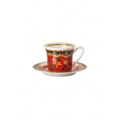 Versace Barocco Holiday AD Cup & Saucer