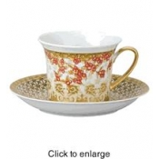 Christmas in Your Heart Cappuccino Cup -