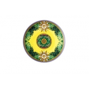 Versace Jungle Animalier Bread & Butter Plate