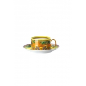 Versace Jungle Animalier Tea Cup & Saucer
