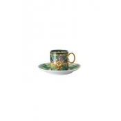Versace Jungle Animalier AD Cup & Saucer