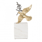 Michael Aram Dove Sculpture - Small