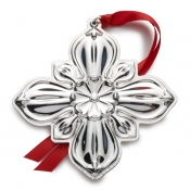 2016 Gorham Sterling Snowflake  Ornament