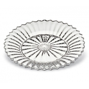 Baccarat Mille Nuits Large Plate - 10 1/4""