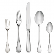 Christofle Albi Silverplate 5 Piece Place Setting