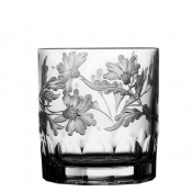 Derby Panel Accent Clear Double Old Fashioned