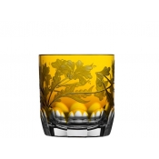 Derby Panel Accent Amber Double Old Fashioned