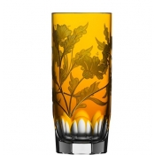 Derby Panel Accent Amber Highball